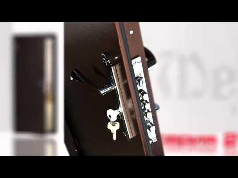 Видео каталог стальных дверей МЕГИ
