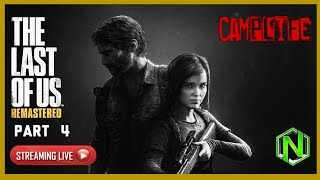 Feels like a PG&E game | Last of Us