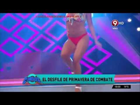 María Sol Pérez desfilando HOT... thumbnail