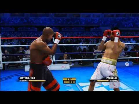 Fight Night Champion | Floyd Mayweather Jr Vs Manny Pacquiao