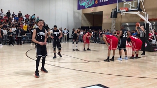 INSANE OVERTIME SNEAKERCON GAME!! (CRAZY ENDING!)