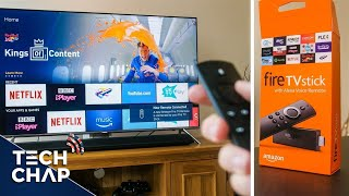 Fire TV Stick with Alexa Voice Remote REVIEW 2017 | The Tech Chap