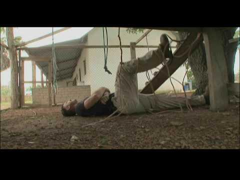 Escape to Chimp Eden- Tied Up*