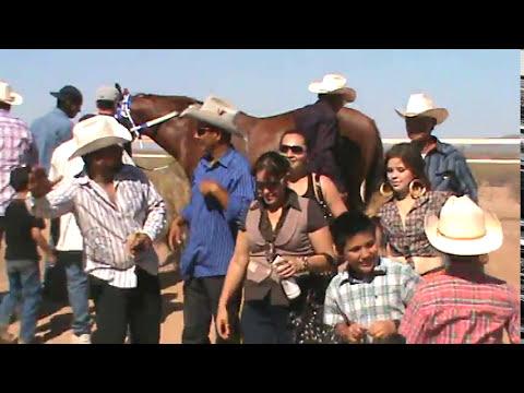 HIPODROMO LOS MEZQUITES----16 DE JUNIO 13 PARTE 1
