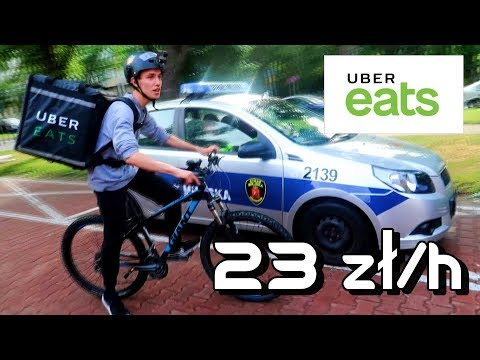 Ile Można Zarobić Na UberEats (z Yellowboxem)