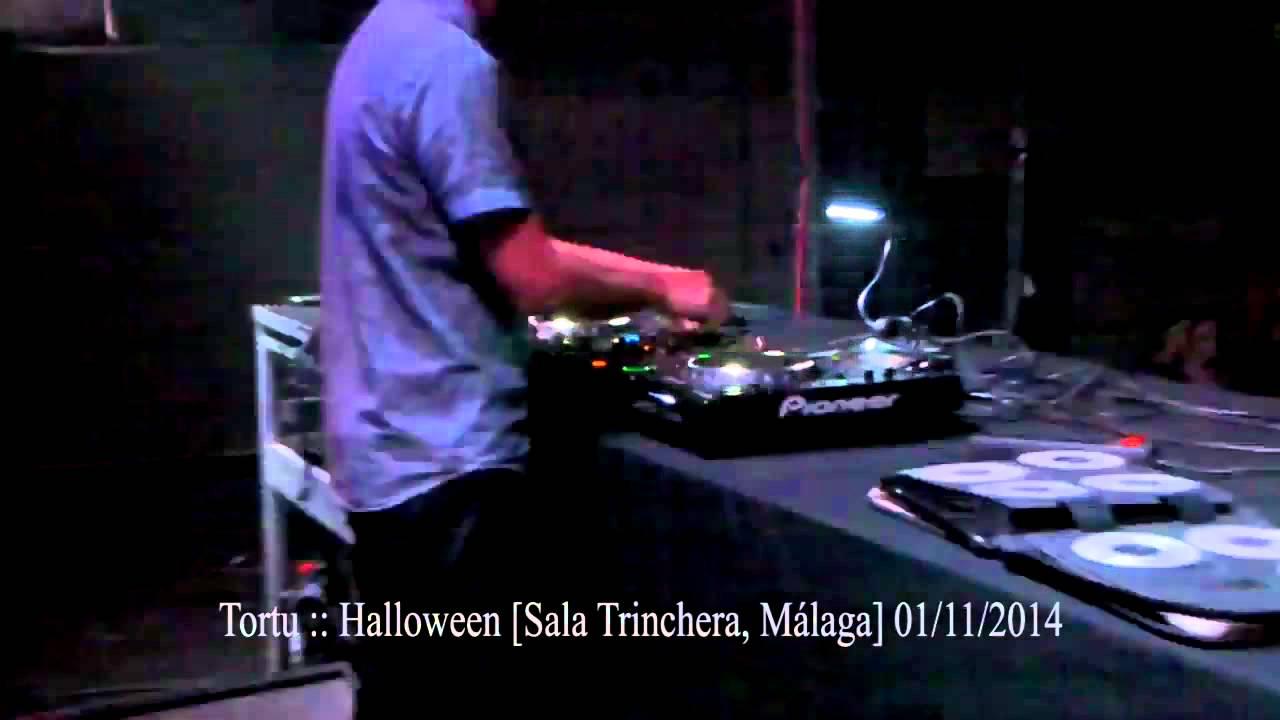 Tortu halloween 01 11 14 sala trinchera m laga for Sala trinchera