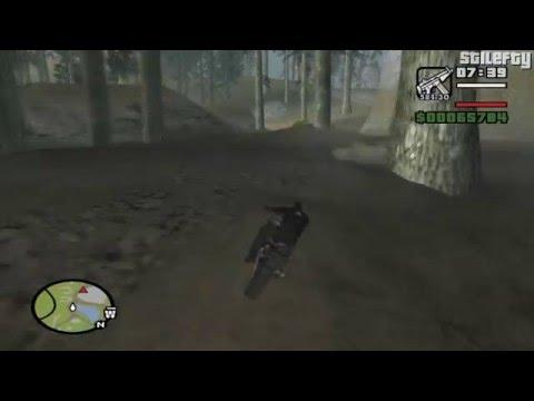 GTA San Andreas - Drug Courier #2 - Yay Courier [Sanchez]