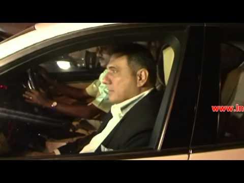 Cars Of Bollywood Celebs At Vidya Balan Wedding video