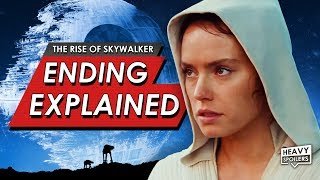STAR WARS: The Rise Of Skywalker Ending Explained Breakdown + Full Movie Spoiler Talk Review