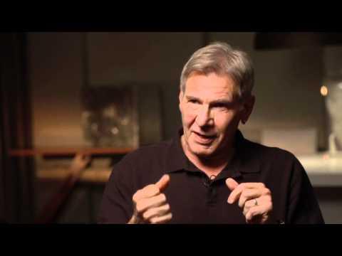 Jon Favreau & Harrison Ford Interview
