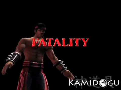 Mortal Kombat Shaolin Monks - Fatalities