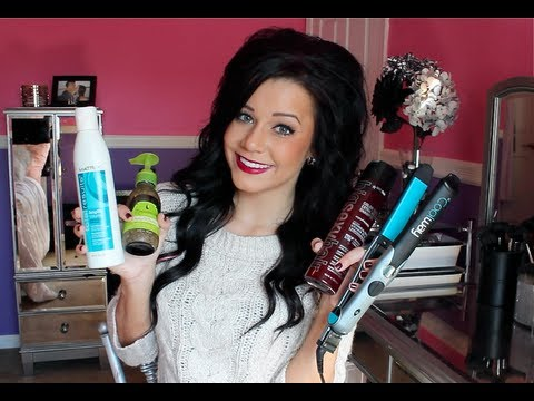 Hair Care Routine & My Favorite Hair Products!