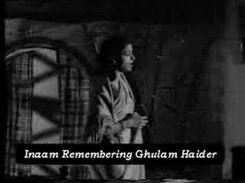Surindar Kaur - Badnam Na Ho Jaye - Shaheed (1948) video