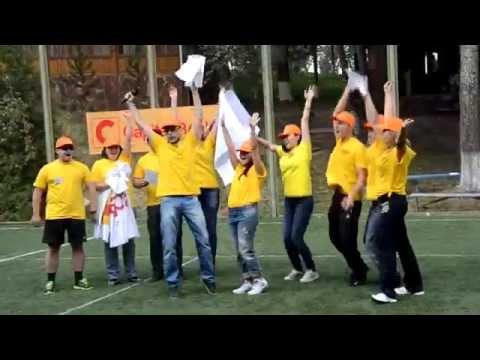 Лучший тимбилдинг в Алматы!