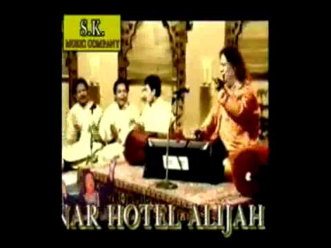 ''mariz E Mohabbat Unhi'', Qwaali  By Aziz Miyan''. video
