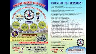 Friends Cricket Club Dighi | Final Day | Shrivardhan |
