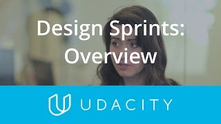 Design Sprint Overview | Design Sprint | Product Design | Udacity