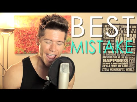 Ariana Grande - Best Mistake (ft. Big Sean) [Male Cover]