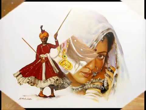 CHAUDHARY Rajasthani folk song with lyrics 0001 Music Videos