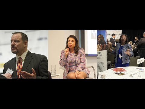Education-Leadership Lightning Talks: Confronting Poverty, Teachers as Chemists, and Racial Equity