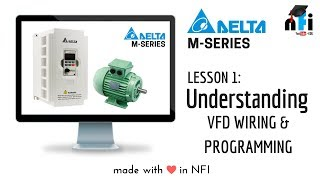 Lesson 1 - Understanding the VFD Variable Frequency Drive 10:49