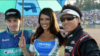 Behind the Smoke Ep 7: Atlanta Drift Battles Begin - Dai Yoshihara Formula Drift 2011 Season