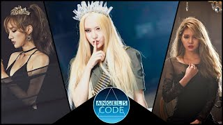 [TOP 20] KPOP Girl Groups DARK & SEXY Concepts!