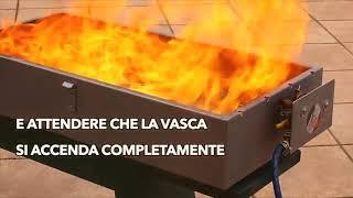 TubeFire Vasca Antincendio