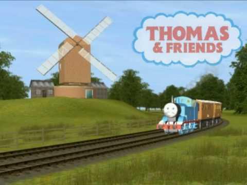 Thomas Amp Friends Trainz Season 8 Opening Titles Youtube