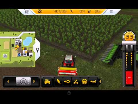 Farming Simulator Android #17 Como Alimentar As Vacas