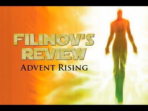 А. Филинов - Обзор Advent Rising