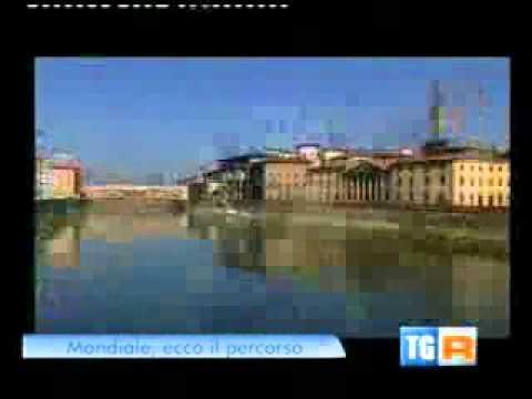 Mondiali di ciclismo a Firenze, presentazione con Davide Cassani