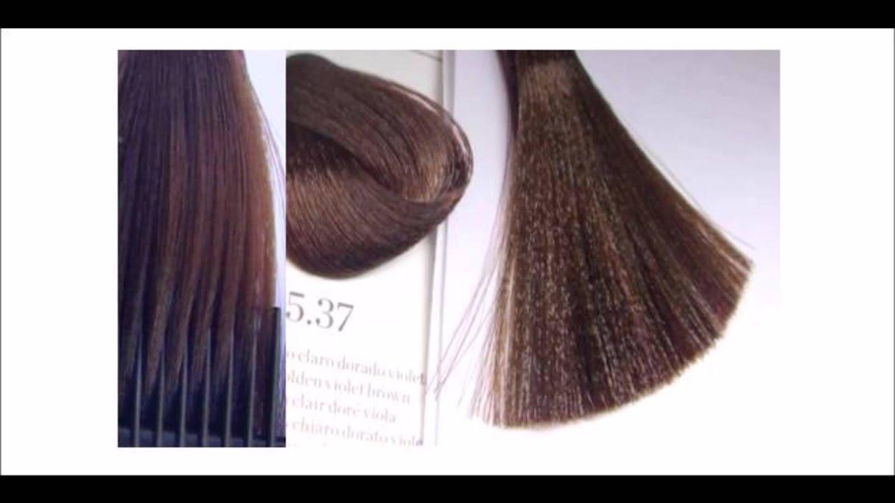 Como por el aceite dibujar los cabellos