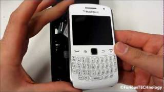 Unboxing Blackberry Curve 9360 White Edition - HD