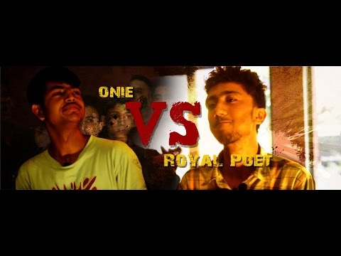 Onie Vs Royal Poet - Raw Barz | Rap Battle