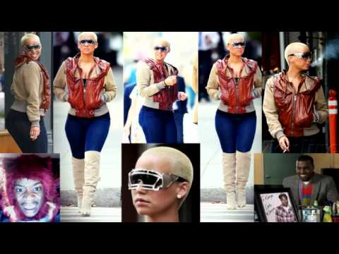 Amber Rose Spills on Kanye West & Wiz Khalifa! (42min Hot 97 Interview)