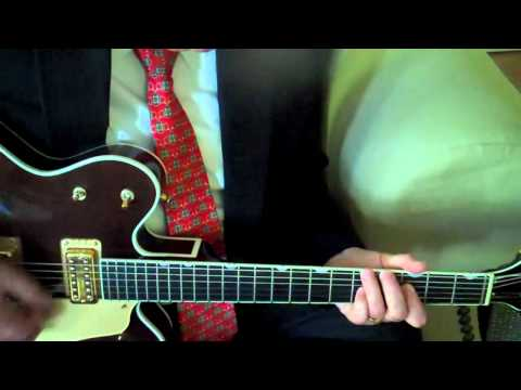 Milk Cow Blues Part IIIb Eldon Shamblin Rhythm Style con't
