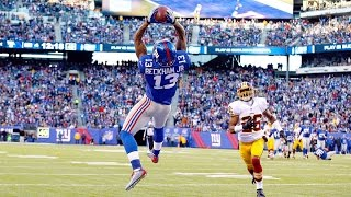 Odell Beckham Jr. All Touchdowns 2015
