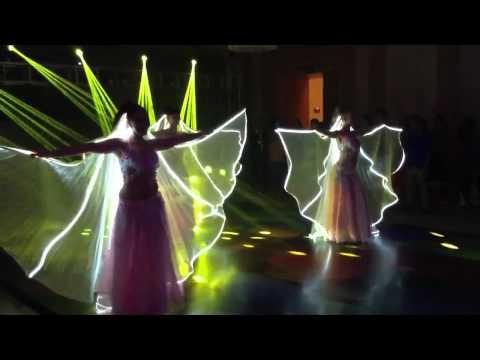Lopez Belly Dancer LED Costume    YouTubevia torchbrowser com