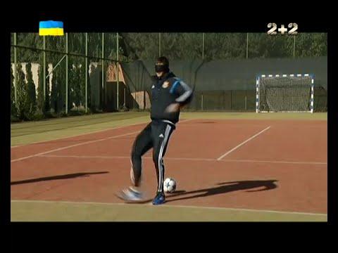 Гравці збірної України пробили сліпі пенальті