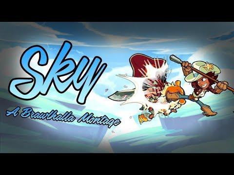 Sky ~ A Brawlhalla Montage