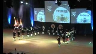 The Pride Of Scotland Pipes & Drums - Festival Der Marschmusik Paderborn 2006