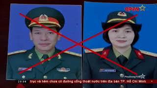 Bắt 4 tên mạo danh Sĩ quan Bộ quốc phòng Việt Nam để lừa đảo