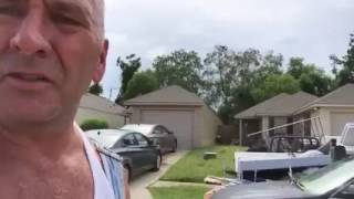 Capt Clay Higgins from Flood ravaged Louisiana