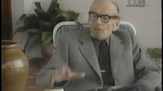 Video: From Judaism to Islam: Leopold Weiss to Muhammad Asad 1/4