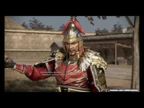 Dynasty Warriors 9 - Sun Jian Hard Story Mode Part 1 - Yellow Turban Fortress / 真・三國無雙8 孫堅 1