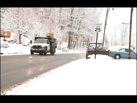 USA - WEATHE (Storm threatens Northeast ahead of Thanksgiving)