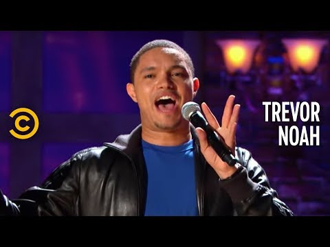 Trevor Noah African American - Coming Home to the Motherland
