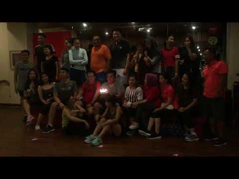 Mr Jojo Member Active Fitness TRV Birthday
