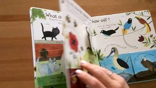 How do animals talk? Lift-the-flap first questions and answers - Usborne
